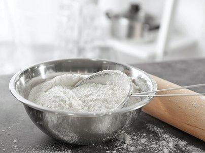 Back- und Kochzutaten